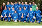 Gartocharn Football Team 2011